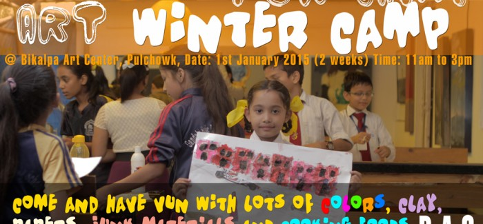 Winter Fun Camp at BAC
