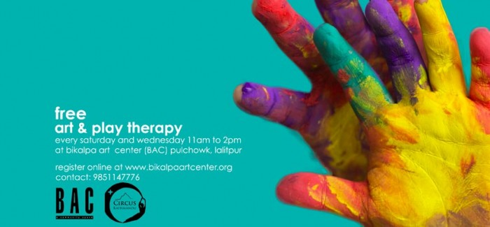 Free Art & Play Therapy at BAC