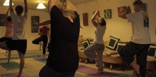 Community yoga classes at BAC