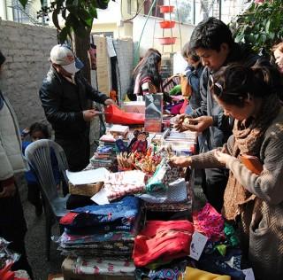 Artisan Christmas Bazaar at BAC