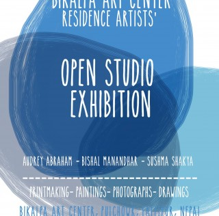 BAC Residence Artists' Open Studio Exhibition 2016