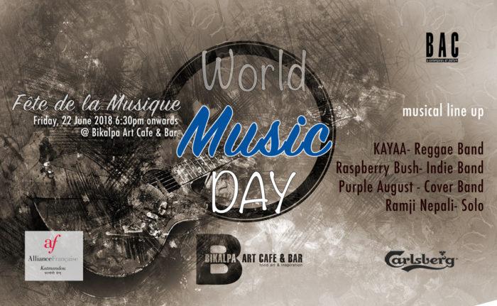 World Music Day (Fête de la Musique)