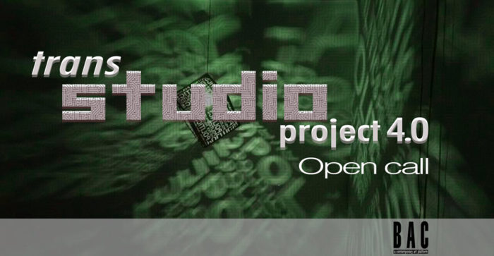 Open Call for participations for Trans Studio Project 4.0