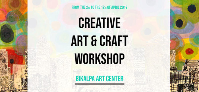 Creative Art & Craft Workshop