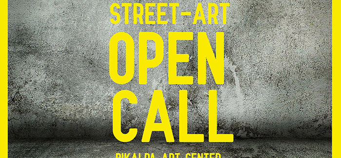 Open Call for Street Artists