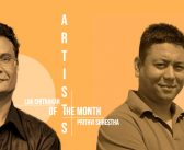 BAC Artists of the Month 'August 2020'