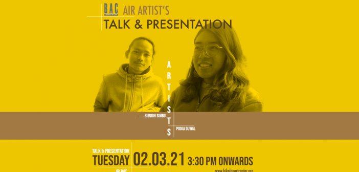 AIR Talk & Presentation